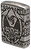 Zippo Odin-Limited Edition 1000 pieces-29525-Special Collection 2017 Sturmfeuerzeug, Chrom, Silber,...
