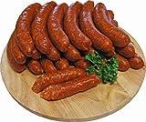 Chili Wurst | Knacker | Chiliknacker | Chiliwürstchen | Krainer | Premium Mettwurst geräuchert aus...