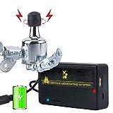 ZJEGO Dynamo Fahrrad USB Generator Ladegerät Kit, Tragbar Und Wasserdicht - Keine Werkzeuge...