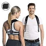 Haltungskorrektur Geradehalter für Rücken Schulter Haltungskorrektur Rückenstütze für Bessere...