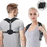 Guenx Haltungskorrektur, Geradehalter Schulter Rückenstütze, ideal zur Therapie für...