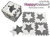 Happykiddoos Puzzlespielmatte 10 Foam Matte. Spielmatte Schaumstoff Verriegelung Puzzle...