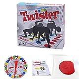 Twister Spiele, Gusspower Spaß Klassische Twister Moves Spiel Jungen Mädchen Get Knotted Floor...