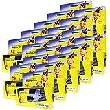20x PHOTO PORST Einwegkamera / Hochzeitskamera / Partykamera HC gelb (27 Fotos, Blitz, 20-er Pack)
