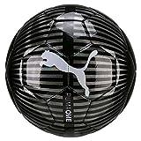 PUMA One Chrome Ball Fußball, Puma Black-Puma Black-Silver, 5