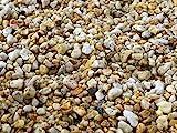 Natur Quarz Kies Zierkies Bodengrund Garten Teich Aquarium Kiesel Stein 5 25 kg (5 Kg)