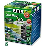JBL CristalProf i60 greenline 6097100 Energieeffizienter Innenfilter für Aquarien mit 40-60 L