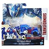 Hasbro Transformers C1312ES0 - Movie 5 Turbo Changer Optimus Prime, Actionfigur