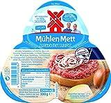 Rügenwalder Mühle 308 Mühlen Mett Zwiebelmettwurst, 100 g (gekühlt)