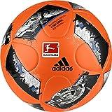 adidas Erwachsene Dfl Torfabrik Fußball, Solar Orange/Blue/Black, 5