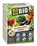 COMPO BIO Insekten-frei Neem, Bekämpfung von Schädlingen an Zierpflanzen, Kartoffeln, Gemüse und...