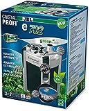 CristalProfi e702 greenline Außenfilter für Aquarien von 60 - 200 Litern