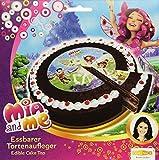 Dekoback Zucker-Tortenaufleger Mia and Me, 1er Pack (1 x 17 g)