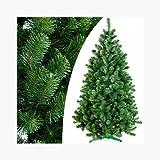 DecoKing 52518 180 cm Künstlicher Weihnachtsbaum Tannenbaum Christbaum grün Tanne Lena...