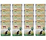 Dehner Best Nature Katzenfutter, Senior Lamm und Gerste, im Beutel, 16 x 85 g (1.36 kg)