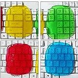 Universal Weich Kristall Gel Staub-Reiniger für Tastaturen (Farbe: Zufall versendet),...