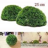 25Cm Kunststoff Knstlichen Konifere Topiary Graskugel Hochzeit