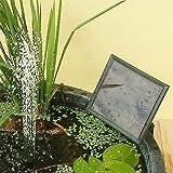 Sunny Fountains Solar-Springbrunnenset Sunjet 150