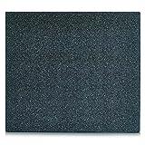 Zeller 26281 Herdblende-/Abdeckplatte 'Granit', Glas, anthrazit