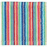 Cawö Seiftuch Bunt Größe 30x30 cm