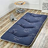 hxxxy Faltbar Tatami tatamimatte,Tragbare futon Queen-king Futon fur das futonbett Waschbar-B...
