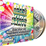 Mr Entertainer Big Karaoke Hits of Kids Party CDG Pack. 40 Top-Songs für Kinder