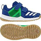 adidas Unisex-Kinder Fortagym Cf K Fitnessschuhe, Blau (Reauni/Ftwbla/Limsho 000), 37 1/3 EU