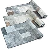 casa pura Teppichläufer Lucano   Patchwork Muster im Vintage Look   viele Größen   moderner...