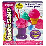 Spin Master 6027986 - Kinetic Sand - Ice Cream Teats Set