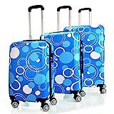 Reisekoffer QTC MIX Hartschalen Koffer Trolley Case M L XL oder Set