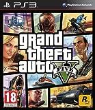 Grand Theft Auto V - ES (PS3)