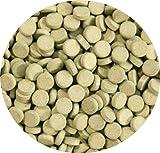Aquaristik-Paradies Spirulinafuttertabletten 10% 375 g (ca. 500 ml) - verwendbar als Haft- und...