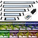 GreenSun 11W 50cm Aquarium Beleuchtung LED Aquariumlicht Aquariumleuchten Aquariumlampen 72*5050SMD...