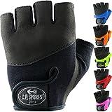 C.P.Sports Iron-Handschuh Komfort farbig Trainingshandschuh Fitness Handschuhe für Damen und Herren...