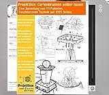 Gartenbrunnen selber bauen: Deine Projektbox inkl. 111 Original-Patenten bringt Dich mit Spaß ans...
