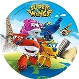 Tortenaufleger Super Wings 01