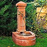 Terracotta-Brunnen Florenz