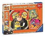 Ravensburger 08016 8 Puzzle-Abenteuer mit den Minions
