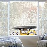 North Star Imagicom Windmin01Minion elektrostatische Aufkleber für Fenster, Typ Window Manhole...