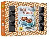 Muffin-Set: mit Muffinform für 12 Stück (GU BuchPlus)