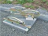 Plattenheber PPH 4061 Öffnungsweite 300-620mm Eigengewicht 1,5kg
