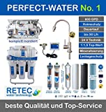 Osmoseanlage 600 GPD Perfect Water No. 1 Ultimate Plus PRO 2019 Direct Flow kein Tank nötig...