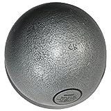 Stoßkugel für Wettkampf + Training 4,00 kg aus Gusseisen