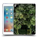 Offizielle Sven Fauth Ahornbaum Fraktal 3 Soft Gel Hülle für Apple iPad Pro 9.7