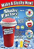 Slush Cup Squeeze Cup Chilled Slushy Maker Slushy Factory Iced Drink (colours may vary) by pilot imp