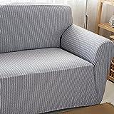 HYSENM 1/2/3/4 Sitzer Sofabezug Sesselbezug Bambus-Baumwolle unempfindlich rutschfest anti-Pilling ,...