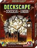 ABACUSSPIELE 38173 Deckscapedas Schicksal von London Kartenspiel