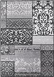 andiamo Design Teppich Vintage, orientalisches Muster, Kurzflor, getuftet, Sehr robust,...