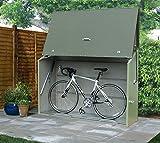 Gartenbox Sesame aus PVC / Stahl