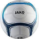 JAKO Trainingsball Speed Ball, Weiß/Jako Blau/Marine, 5